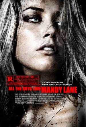 All the Boys Love Mandy Lane Film Poster