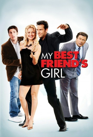 My Best Friend's Girl Film Poster