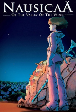 Nausicaa of the Valley of the Wind Film Poster