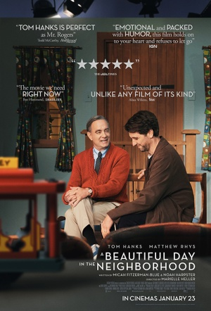 A Beautiful Day in the Neighbourhood Film Poster