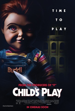 Child's Play (2019) Film Poster
