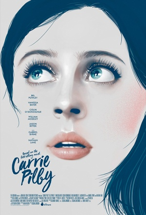Carrie Pilby Film Poster