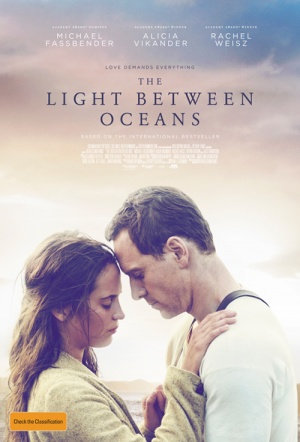 The Light Between Oceans Film Poster