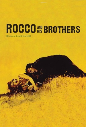 Rocco and His Brothers Film Poster