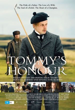 Tommy's Honour Film Poster