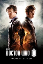 Doctor Who: The Day of the Doctor (50th Anniversary Episode) 3D