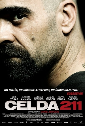 Cell 211 Film Poster