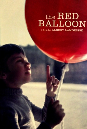 The Red Balloon Film Poster