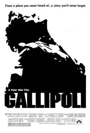 Gallipoli (1981) Film Poster