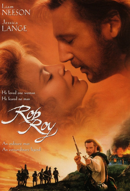 Rob Roy Film Poster