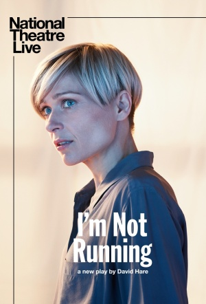 NT Live: I'm Not Running Film Poster