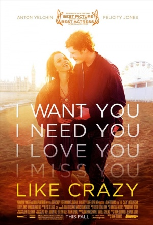 Like Crazy (2011) Film Poster