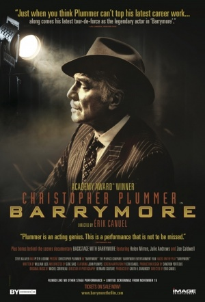 Barrymore Film Poster