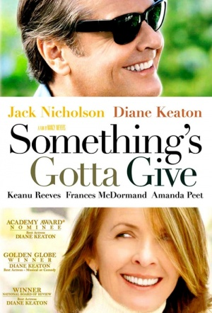 Something's Gotta Give Film Poster