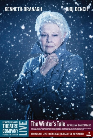 Branagh Theatre Live: The Winter's Tale Film Poster