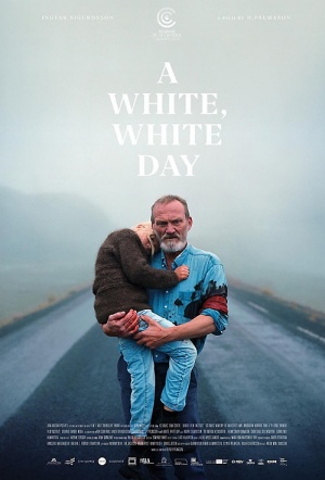 A White, White Day Film Poster