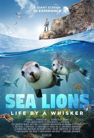Sea Lions 3D: Life By A Whisker