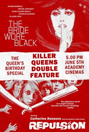 Killer Queens (Double Feature)