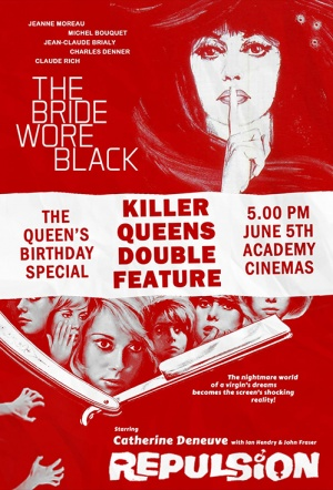 Killer Queens (Double Feature)