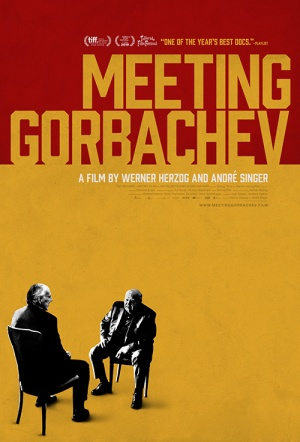Meeting Gorbachev Film Poster