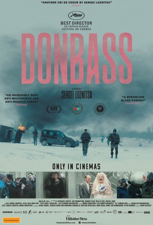 Donbass Film Poster