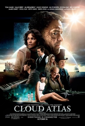 Cloud Atlas Film Poster