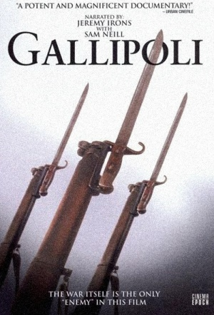 Gallipoli: The Frontline Experience Film Poster