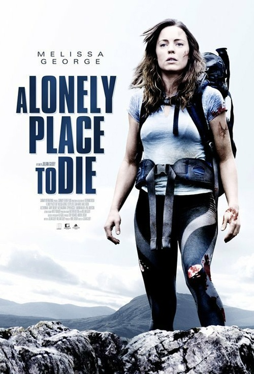 A Lonely Place to Die Film Poster