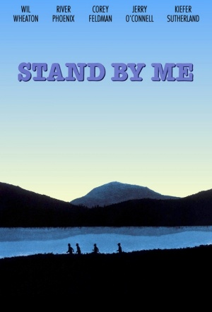 Stand By Me Film Poster