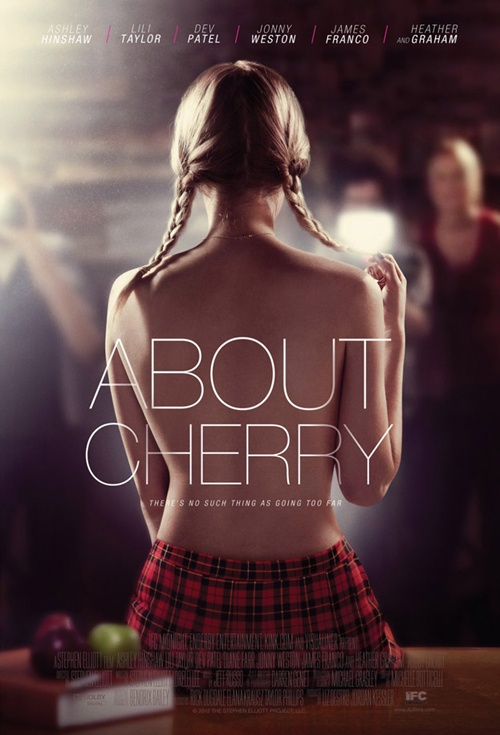 About Cherry Film Poster