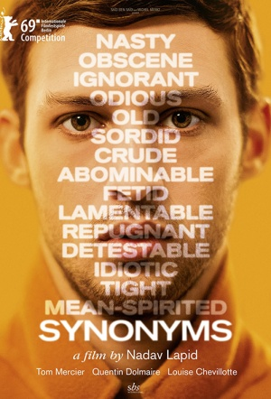 Synonyms Film Poster