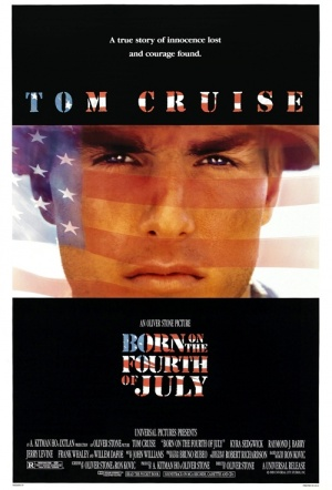 Born on the Fourth of July Film Poster