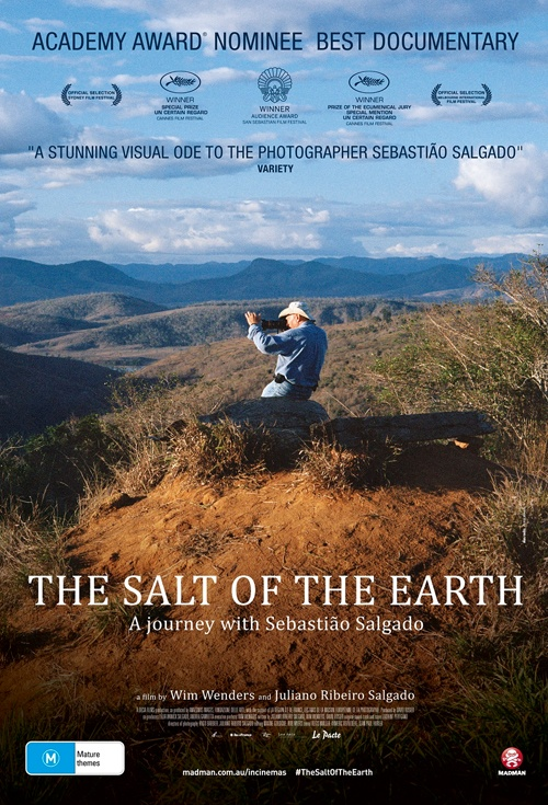 The Salt of the Earth Film Poster