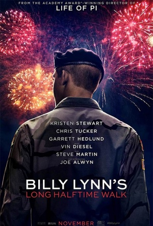 Billy Lynn's Long Halftime Walk 3D