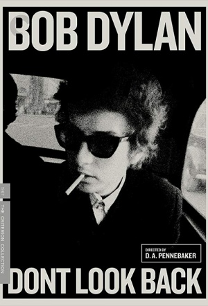 Bob Dylan: Don't Look Back Film Poster