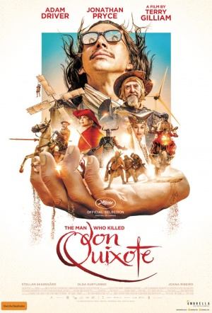 The Man Who Killed Don Quixote Film Poster