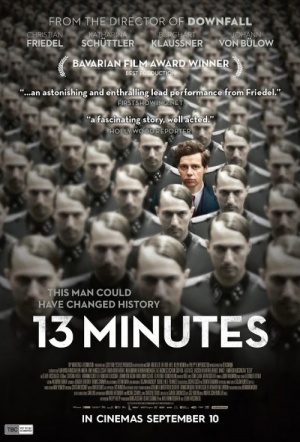 13 Minutes Film Poster