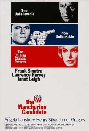 The Manchurian Candidate Film Poster