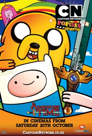 Adventure Time: Fun with Finn & Jake Film Poster