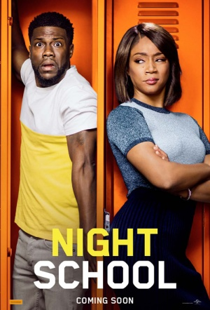 Night School Film Poster