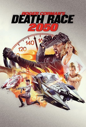 Death Race 2050 Film Poster