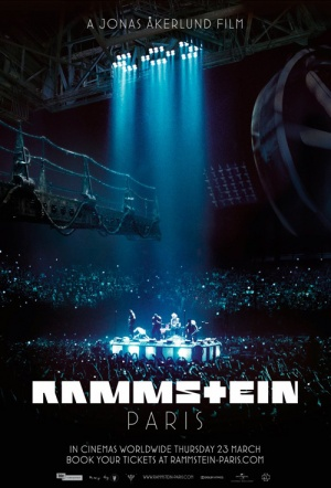 Rammstein: Paris Film Poster