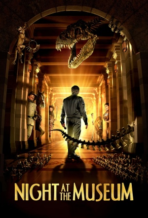 Night At The Museum Film Poster