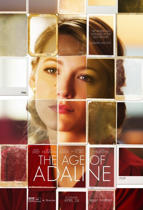 The Age of Adaline Film Poster