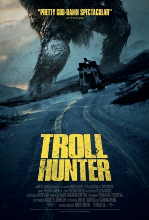 Troll Hunter Film Poster