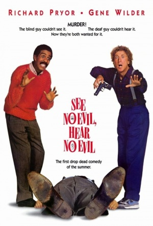 See No Evil, Hear No Evil Film Poster