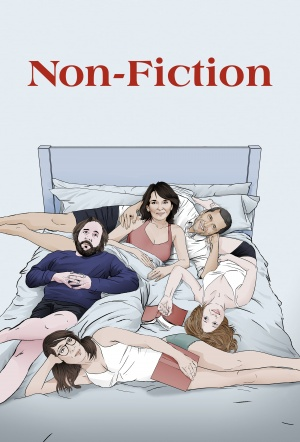 Non-Fiction (Doubles Vies) Film Poster