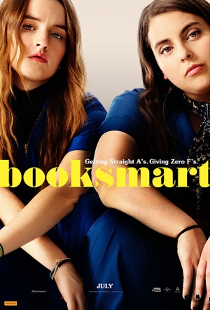 Booksmart Film Poster