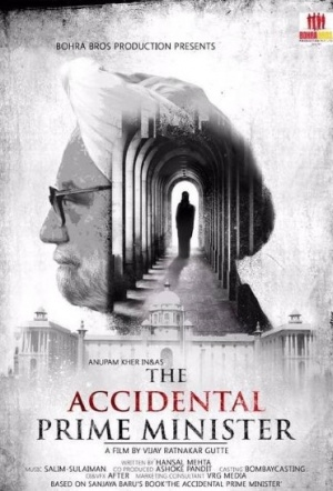The Accidental Prime Minister Film Poster