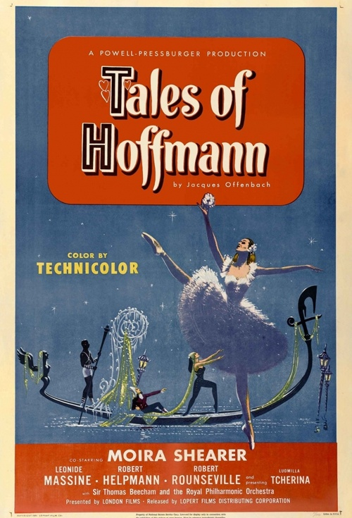 The Tales of Hoffman Film Poster